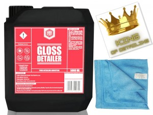 GOOD STUFF Gloss Detailer 5l - Syntetyczny Quick Detailer