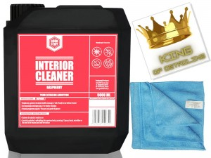 GOOD STUFF Interior Cleaner Raspberry 5l - Cleaner do Wnętrz