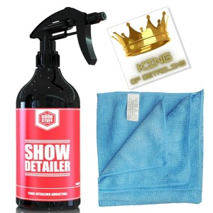 Good Stuff Show Detailer 500 ml - Quick Detailer