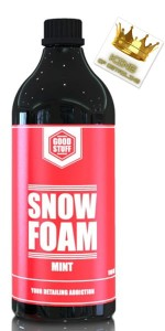 Good Stuff Snow Foam Mint 500 ml - Aktywna Piana