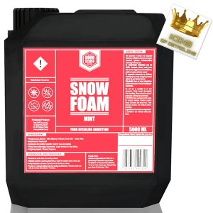 Good Stuff Snow Foam Mint 5l - Aktywna Piana