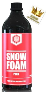 Good Stuff Snow Foam Pink 500 ml - Aktywna Piana