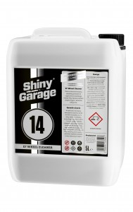Shiny Garage EF Wheel Cleaner 5L - Preparat do opon i felg