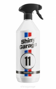 Shiny Garage Green Tar&Glue 1000 ml - Preparat do usuwania smoły i kleju